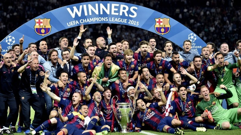 Barca-ucl-winners UEFA Champions League Trivia: 20 Facts You Didn't Know!