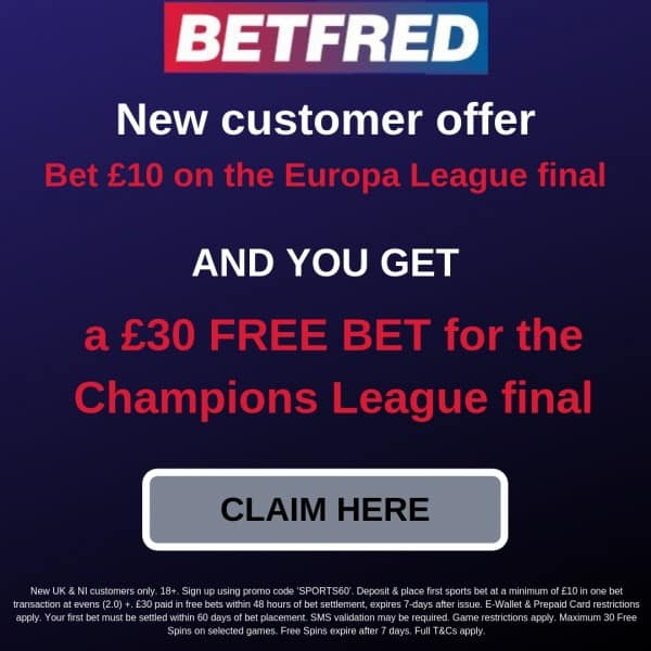 Betfred-Champions-League-final-free-bet The Most Memorable Europa League Goals In The Competition's History