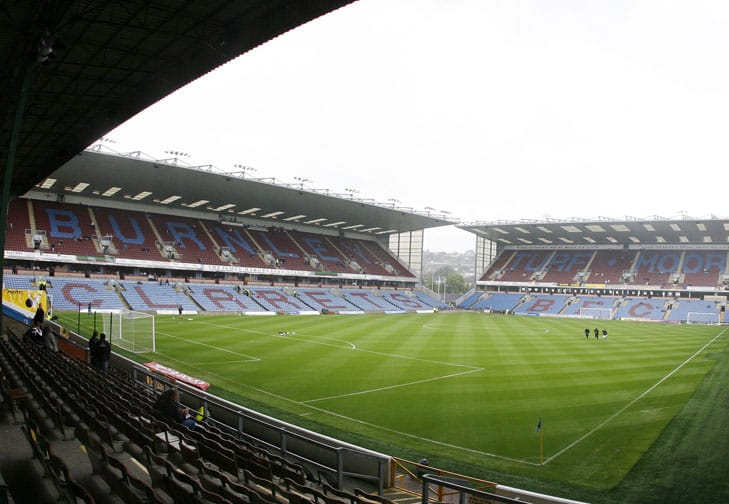 Burnley-stadium Premier League Attendances 2018-19 - How full was each stadium?