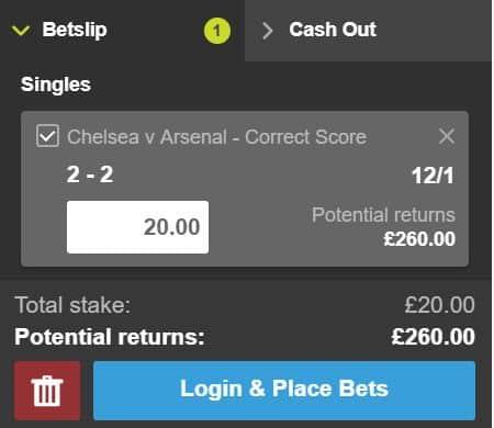 Chelsea-Arsenal-2-2 Chelsea vs Arsenal Score Prediction - What score will the Europa League final be?