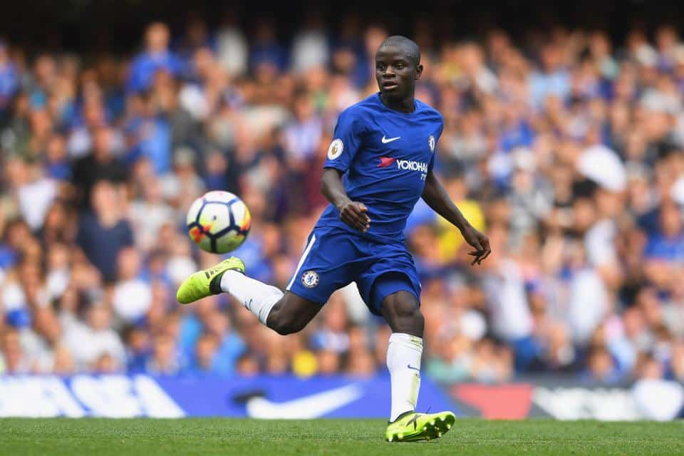 Chelsea's Kante to be fit for Europa League final