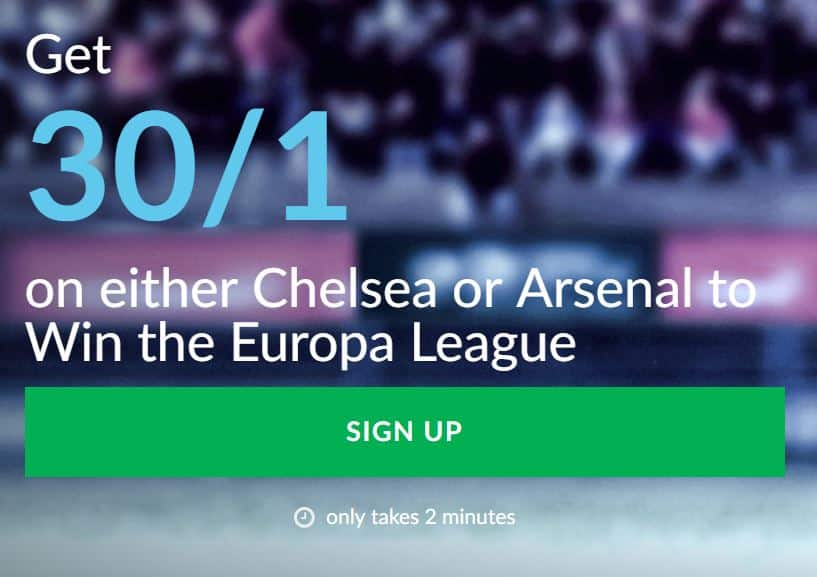Europa League odds