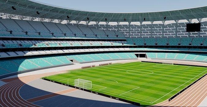 Europa League final stadium