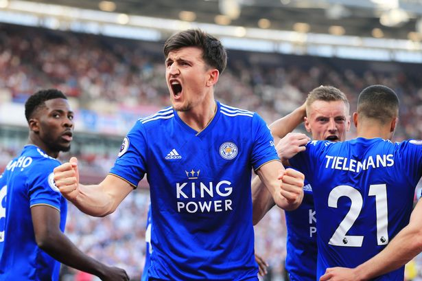 Harry Maguire next club