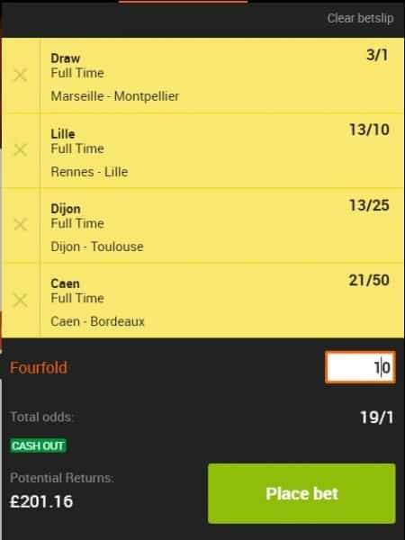 Ligue-1-acca French Ligue 1 Accumulator Tips - Win £201 from a £10 bet 24/05/19