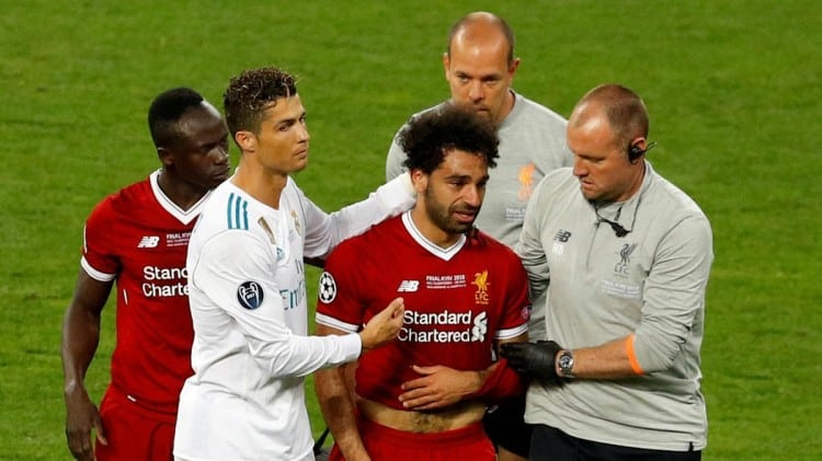 Salah-Injury-Champions-League-final Tottenham vs Liverpool Predictions, Preview and Betting Tips