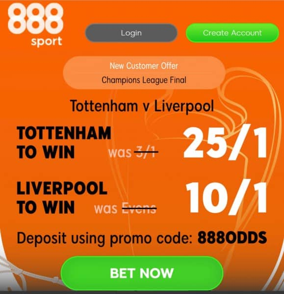 Spurs-Liverpool-888 Tottenham vs Liverpool Predictions, Preview and Betting Tips