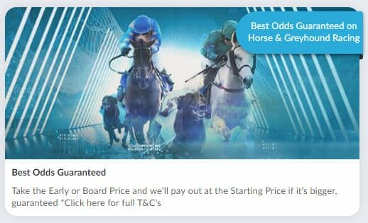 Best-Odds-guaranteed-Bet-Victor Bet Victor Sign-up Offer, New Customer Free Bet and Promotions