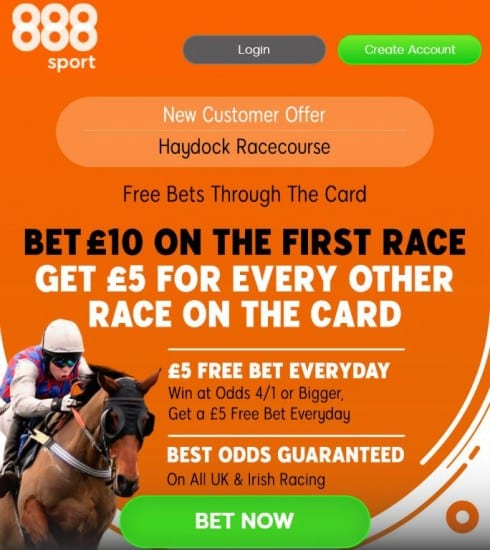 Haydock-888 Horse Racing Tips for Haydock and Newmarket - Saturday 8th June