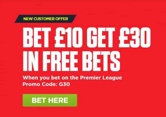 Ladbrokes sign-up offer