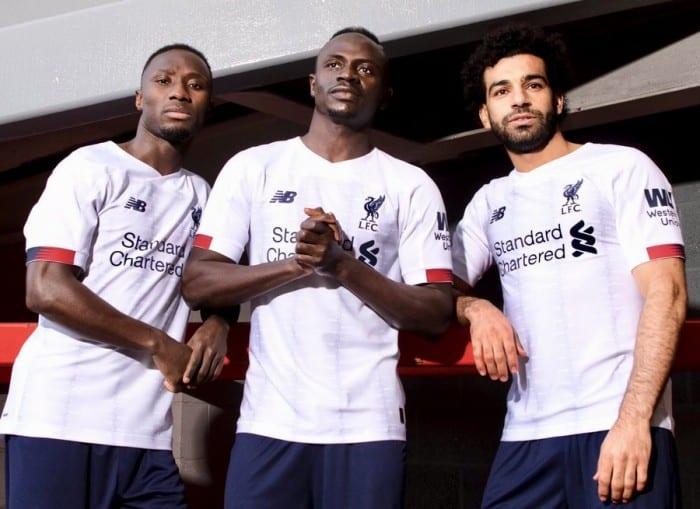 Liverpool new away kit