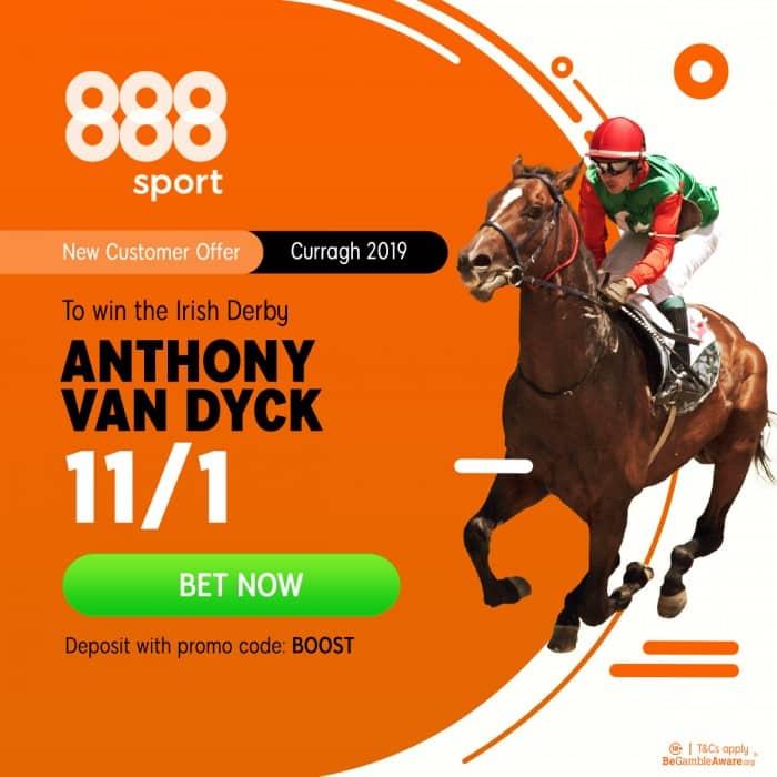 enhanced odds racing bet