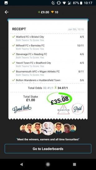 BetBull bet