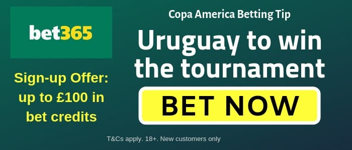 Uruguay-Copa-America Copa America 2019 Predictions, Betting Tips, Key Dates and Odds