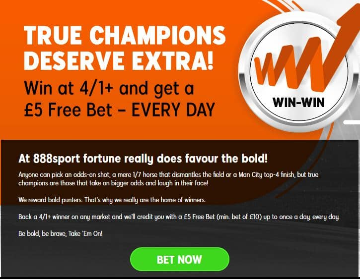 888Sport-4-to-1-offer Over 2.5 Goals Accumulator Tips - Saturday 24th August 2019