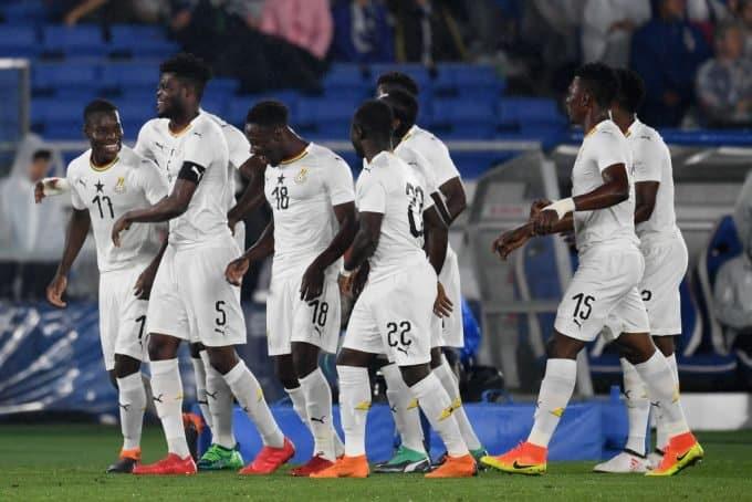 Ghana AFCON 2019
