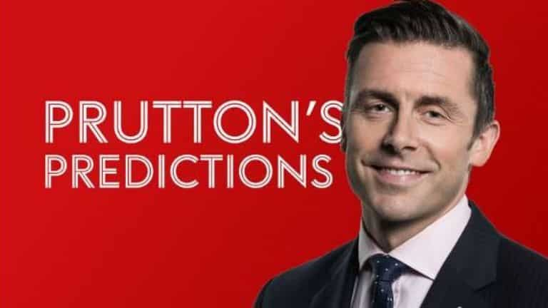 David Prutton Predictions