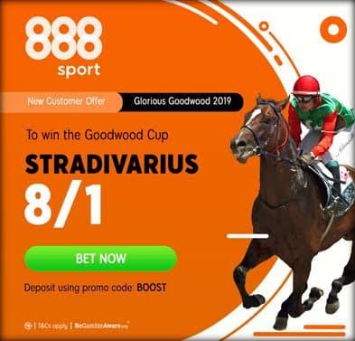 Stradavarius to win