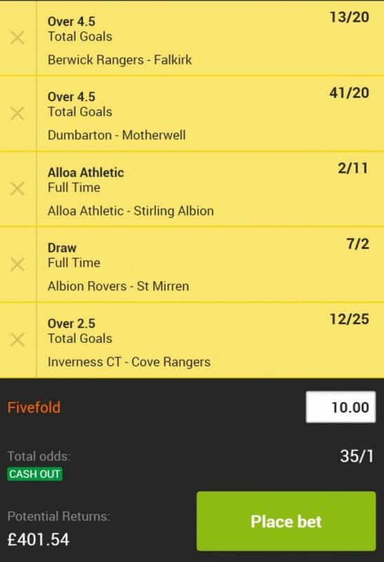 acca-23rd-July-547x800 Tuesday Accumulator Tips - Win £400 from a £10 bet