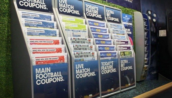 Bookies coupons