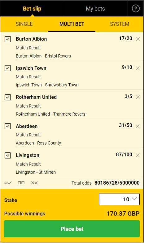betting tips football accumulator bets