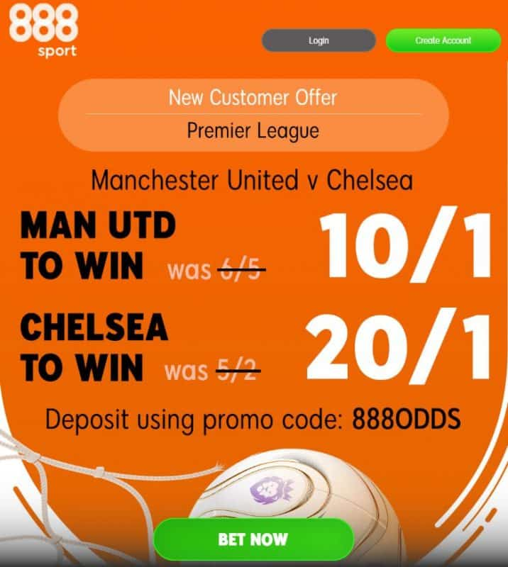 Man-Utd-Chelsea-888-716x800 Manchester United vs Chelsea Predictions, Betting Tips and Preview