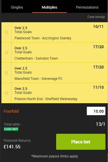 Screenshot-79 Over 2.5 Goals Accumulator Tips - Saturday 24th August 2019