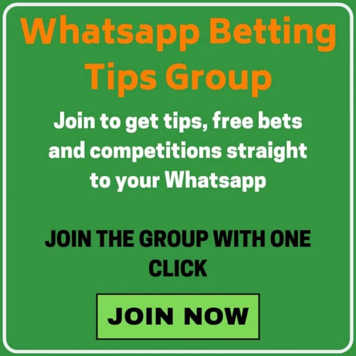 Whatsapp Betting Tips Group