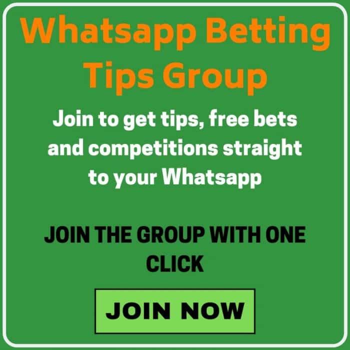 Whatsapp Betting Tips Group