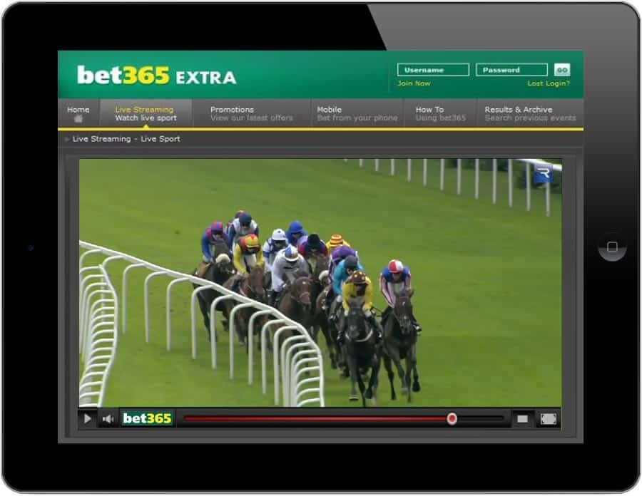 streaming live sport bet365 extra
