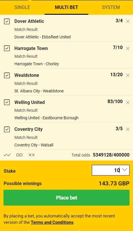 Acca-3rd-September-462x800 Football Accumulator Tip for Today's Games at 13/1