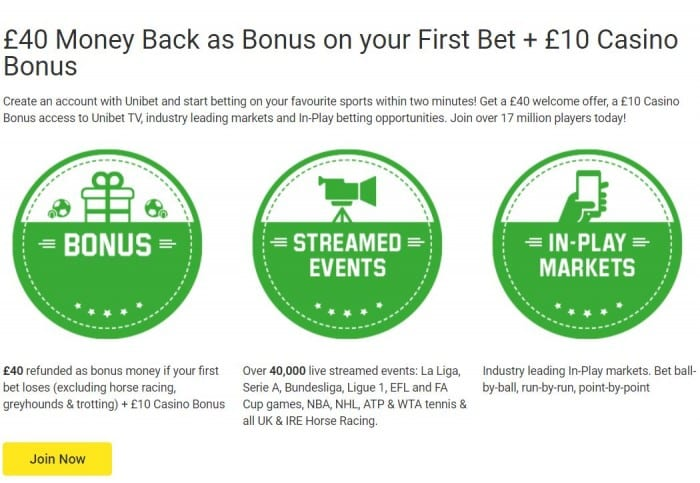 Unibet-40 Both Teams to Score Accumulator Tips for Saturday 7th September