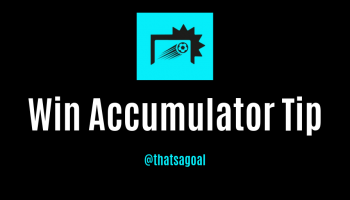 Mixed Market Accumulator Tip for Tonight's Games and a Boosted Payout