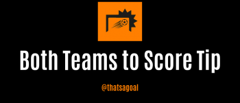 Both Teams to Score Tips for Saturday's Weekend Coupon at 15/2