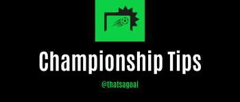 Championship Treble – Betting Tips to win £78 from a £10 on New Year's Day