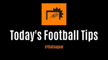 Football Tips for today