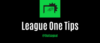 League One Treble – Betting Tips to win £74 from a £10 Bet on January 25th