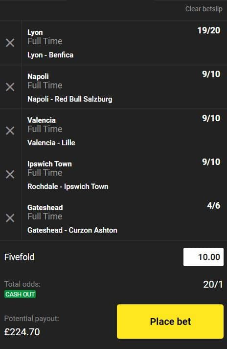Betting tips football accumulator predictions real betting sites online