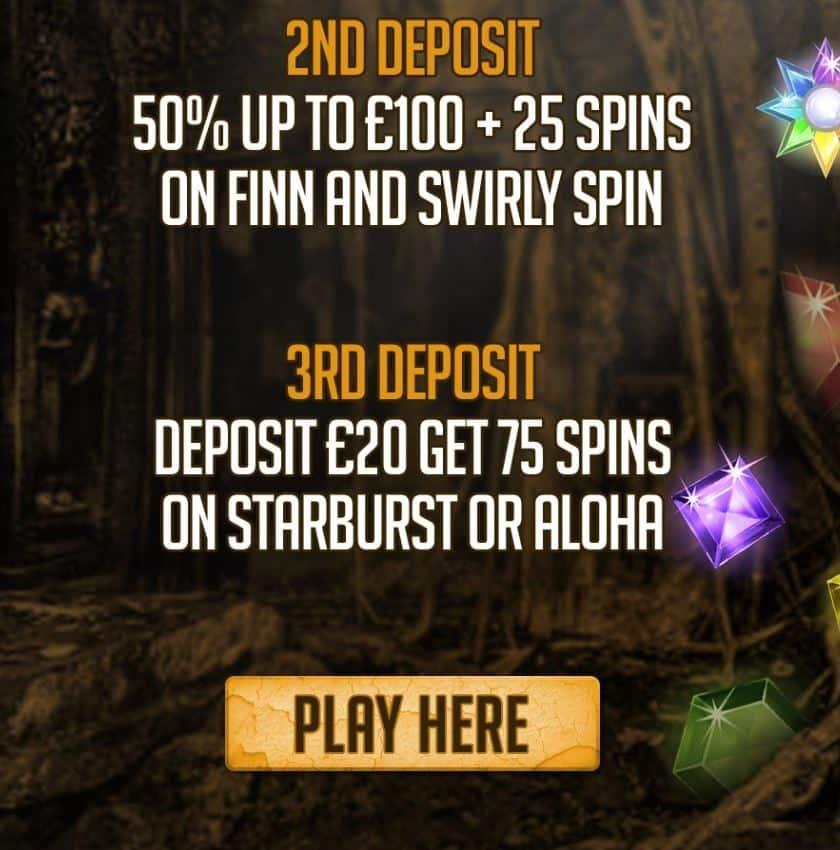 Temple Slots free bonuses