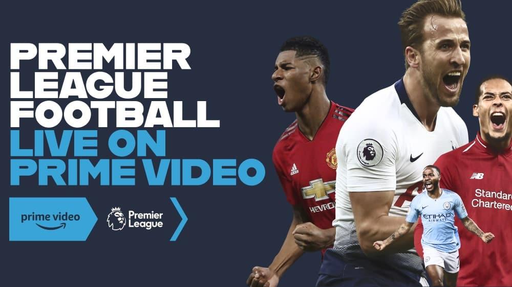 Premier League Amazon prime