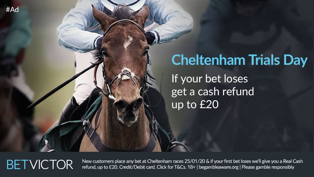 Cheltenham Trials Day tips