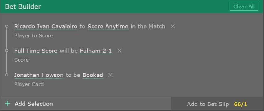 Fulham vs Middlesbrough betting tip
