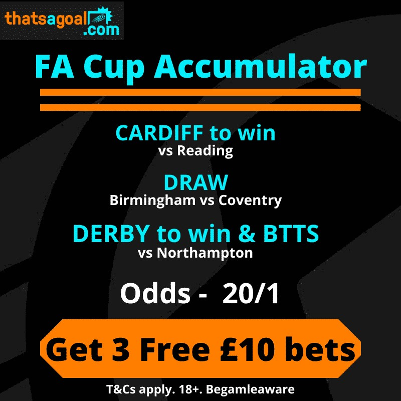FA Cup acca tips