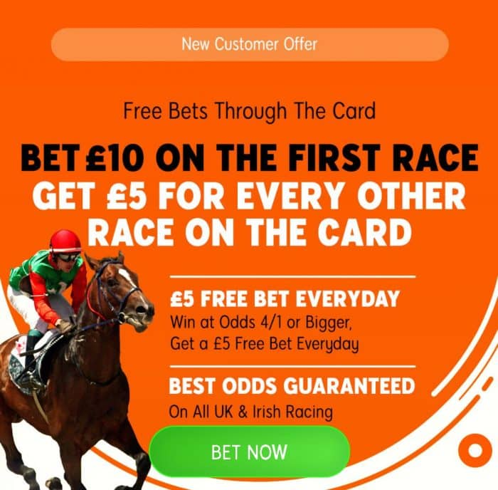 888Sport racing tips offer