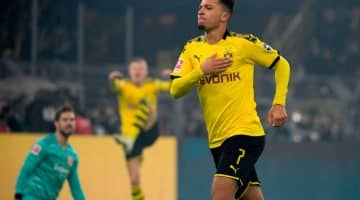 Jadon Sancho next club odds