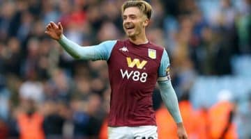 Jack Grealish next club odds