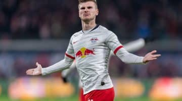 Timo Werner next club odds