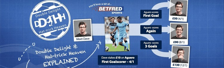Betfred DDHH promotion