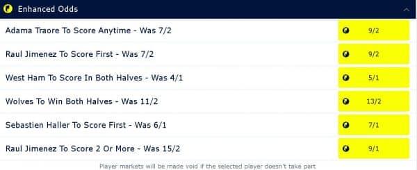 West Ham vs Wolves tips