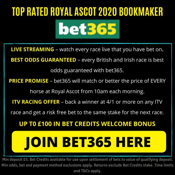 Royal Ascot bet365 offers